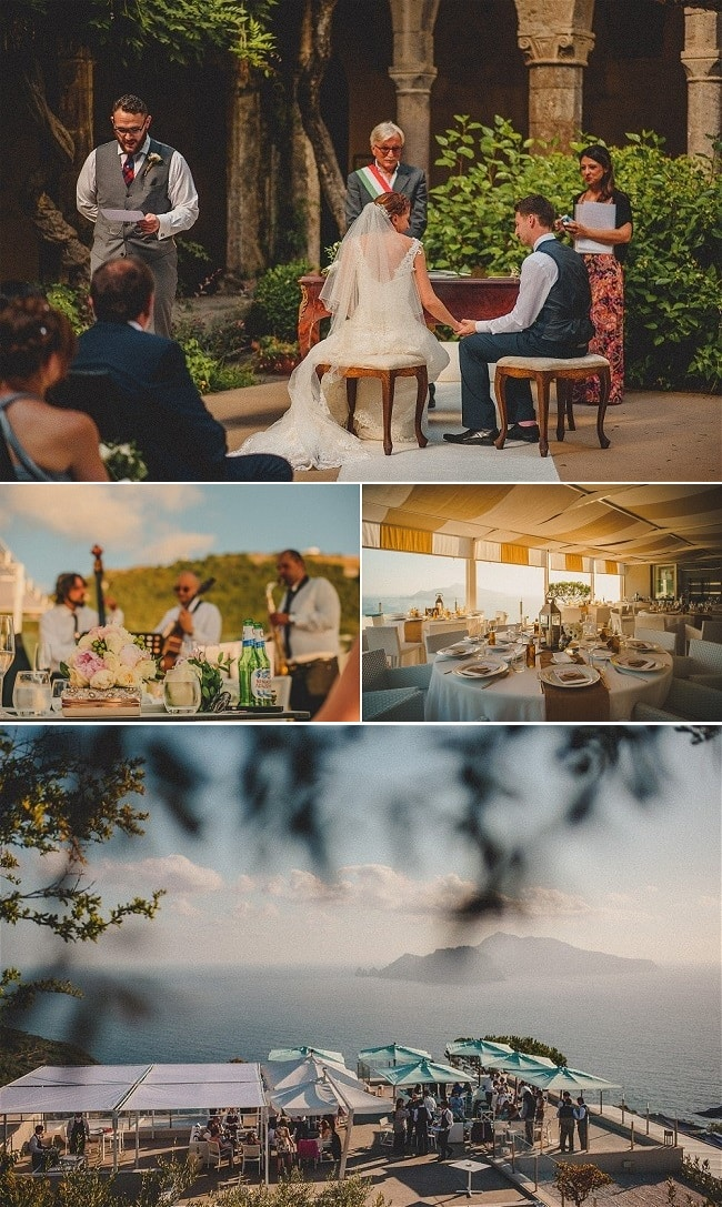 Top 10 Tips for Choosing Your Wedding Venue in Italy + the Cost of a Wedding Venue in Italy // Matt & Emma's Wedding in Italy - Wedding Photography by Livio Lacurre Planned by Accent Events