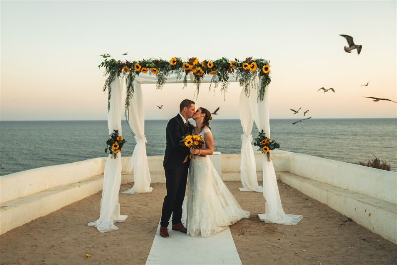 Algrave Dream Weddings Destination Wedding Planner Portugal member of the Destination Wedding Directory by Weddings Abroad Guide
