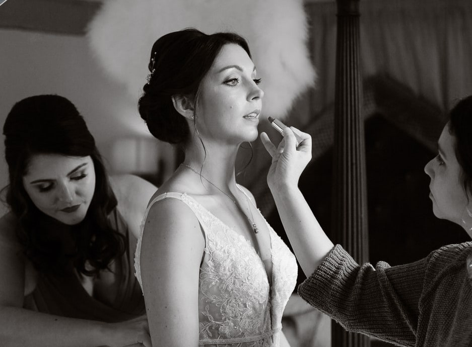 Amanda Tironi Bridal Make-up & Hair - valued member of Weddings Abroad Guide Supplier Directory