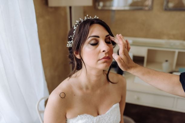Amanda Tironi Bridal Hairstyling & Make-up in Italy