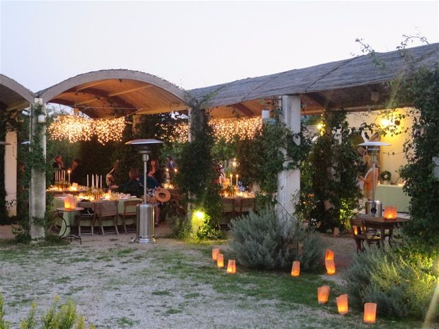 Ambelonas Corfu Unique Vineyard Wedding Venue