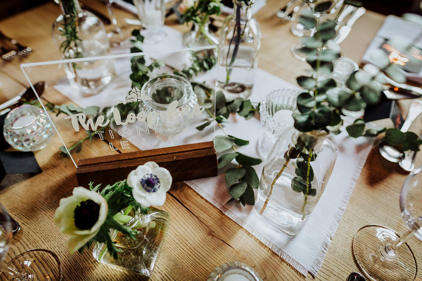 Getting Married in Austria Reception Decor Wild Connections Photography - Amulet Events