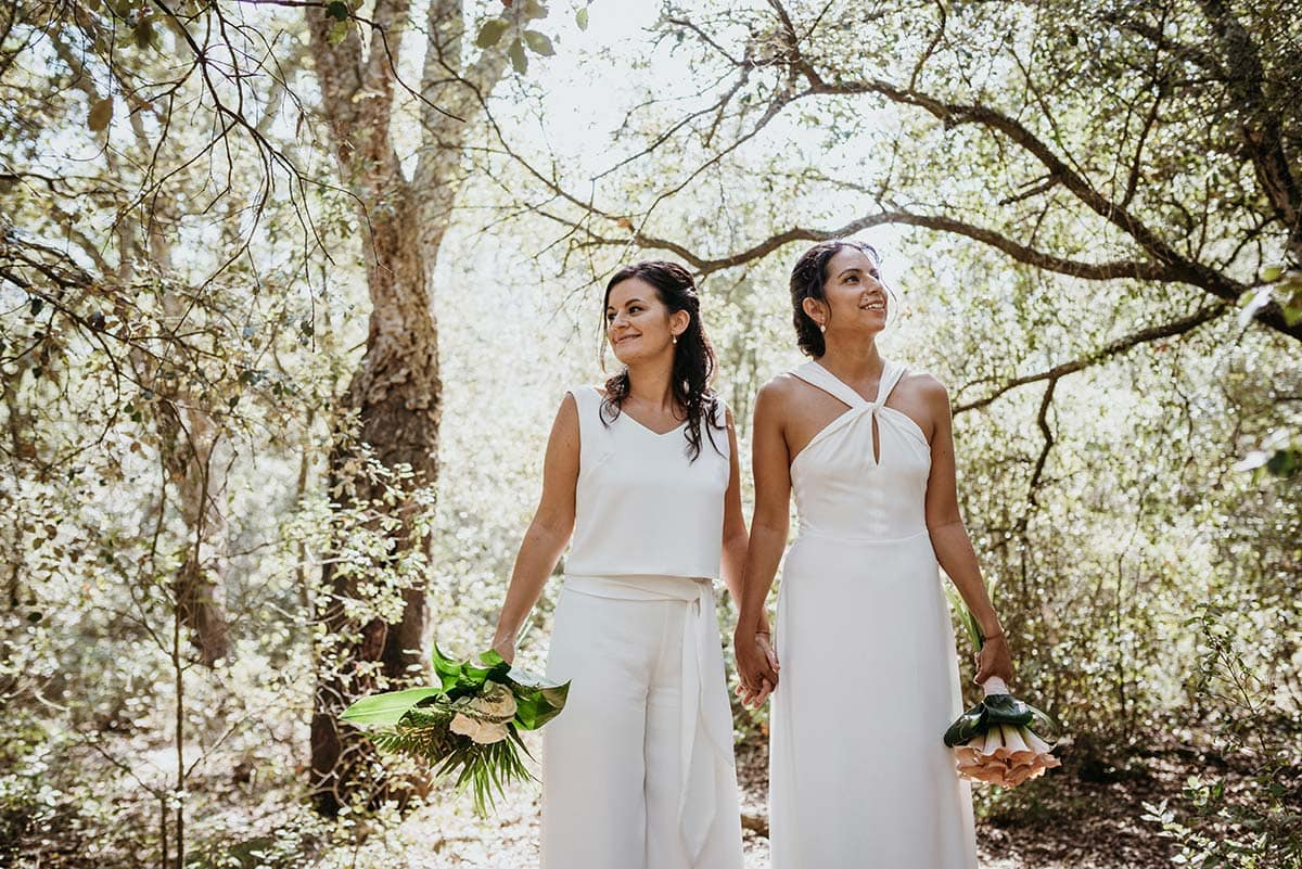 Find Elopement & Same-Sex Wedding Planners on Weddings Abroad Guide   Photography by Asier Altuna Barcelona Destination Wedding Photographer - Spain, Europe, Worldwide