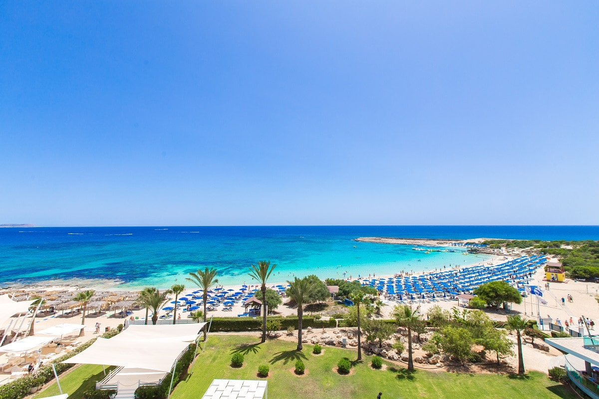 Asterias Beach Hotel Cyprus - Ayia Napa Wedding Venue member of the Destination Wedding Directory by Weddings Abroad Guide