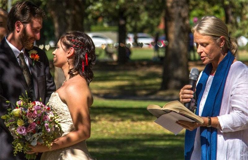 Australia Wedding Ceremony