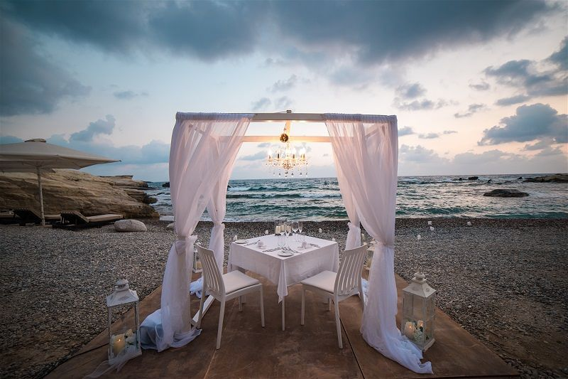 Cap St Georges Beach Club Resort Luxury Wedding Venue & Accommodation Cyprus member of the Destination Wedding Directory by Weddings Abroad Guide