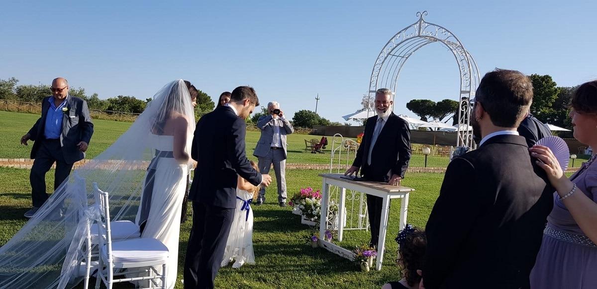 Celebrans Giuliano Bonelli Wedding Celebrant Rome - Italy - Worldwide, Valued Member of Weddings Abroad Guide Supplier Directory