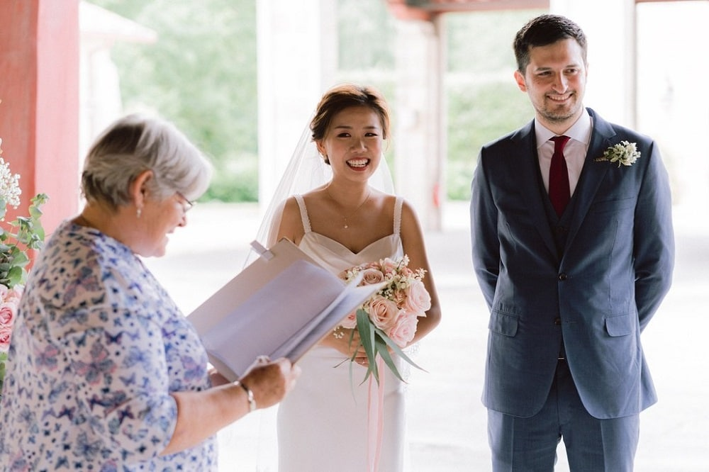 Ceremonies in France Wedding Celebrant Gaynor McKernan