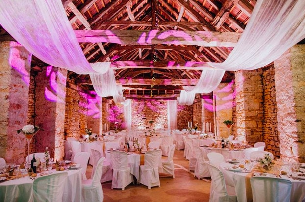 Exclusive Use Wedding Venue Dordogne France, Find out more at Weddings Abroad Guide