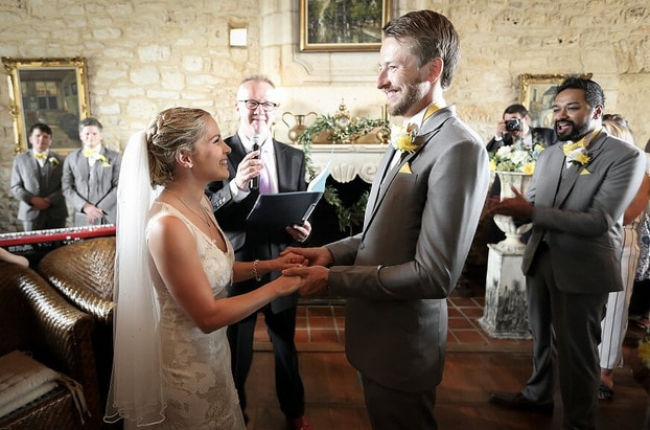 Chateau Lagut Wedding Venue Dordogne France, Find out more at Weddings Abroad Guide