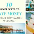 How to have a wedding abroad without breaking the budget - our creative costs saving tips could save you thousands on your destination wedding. // Photography Hayden Phoenix