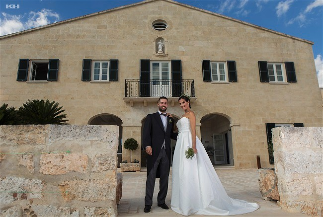 Cugo Gran Menorca Exclusive Private Villa & Estate Luxury Wedding Venue