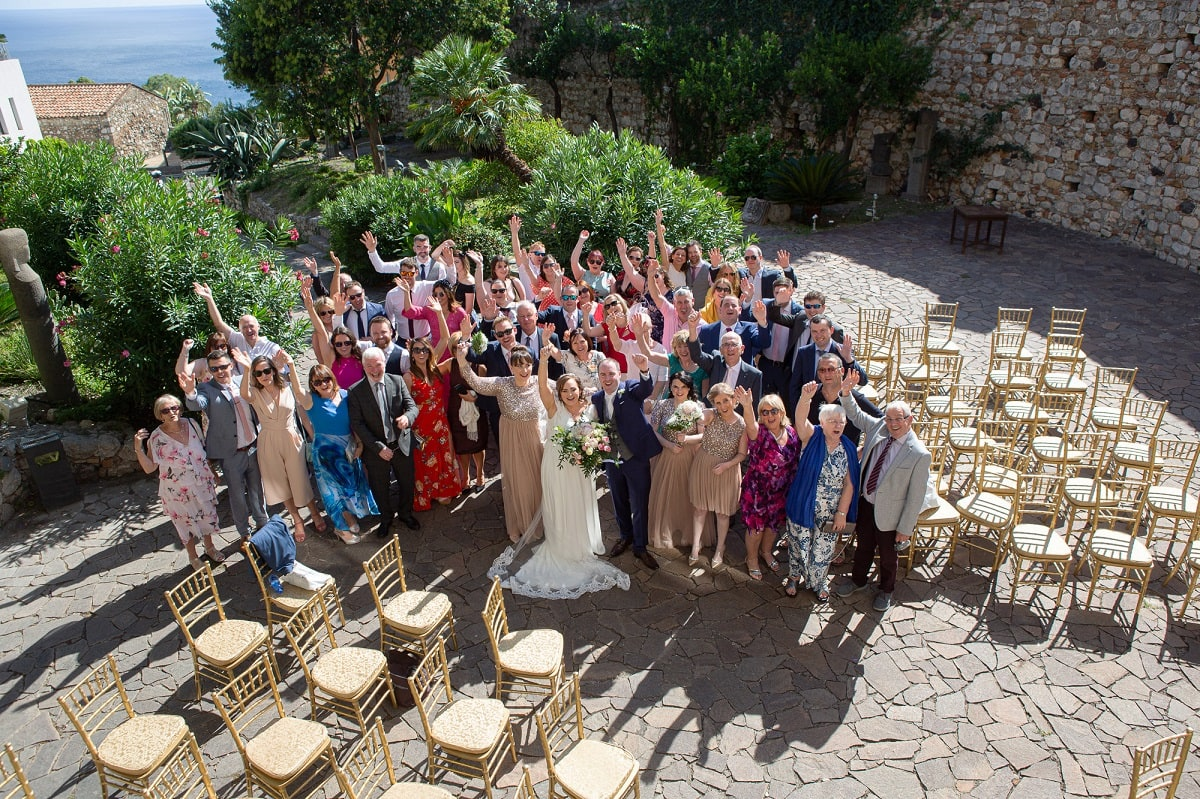 Dazzled Events - Destination Wedding Planners Sicily, Italy - Valued Member of Weddings Abroad Guide