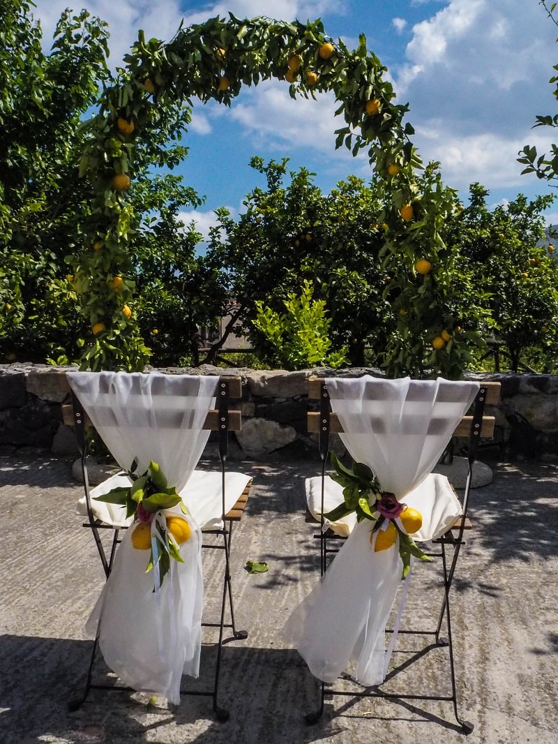 Dazzled by Emily & Adriana - Destination Wedding Planners Sicily, Italy - Valued Member of Weddings Abroad Guide