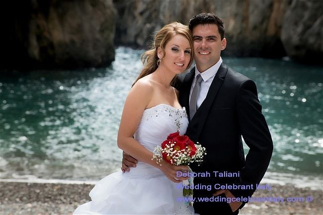Daborah Taliani Wedding Celebrant & Translation Service Italy