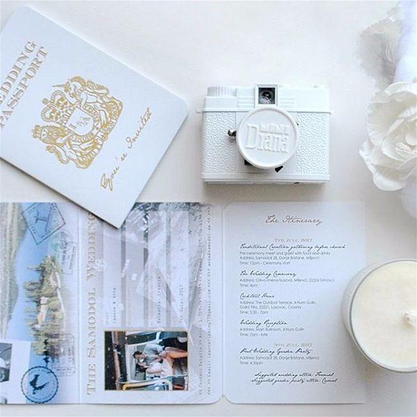 Destination Wedding Invitations Design Your Own Unique Stationery
