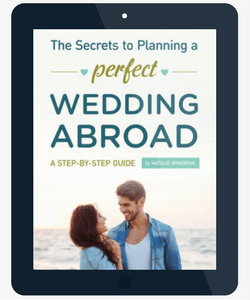 Planning a wedding abroad yourself weddings abroad guide weddings abroad guide destination wedding planning ebook plan your wedding with confidence using our handy solutioingenieria Image collections