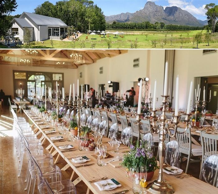 Destination Wedding in South Africa Mini Guide by Event Affairs - The Olive Press - photography boschendal and Kristi Agier