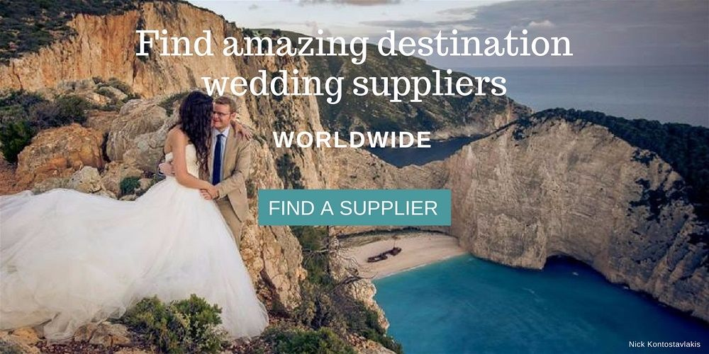 Visit our Destination Wedding Directory for trusted and reliable wedding suppliers to help plan your Wedding Abroad. weddingsabroadguide.com