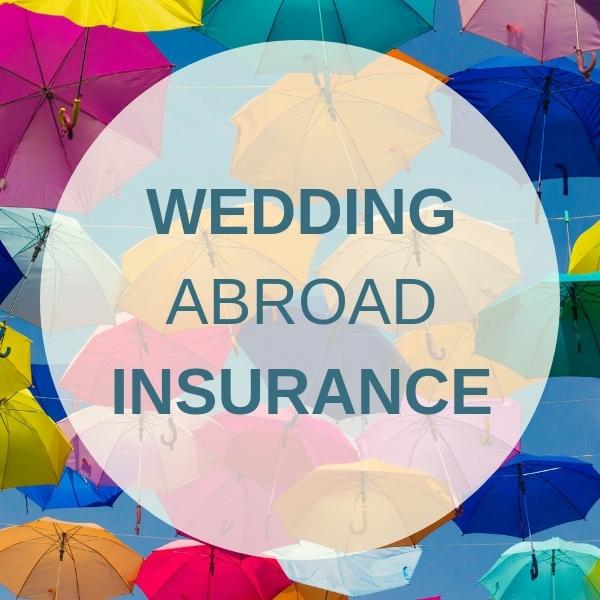 Find Wedding Abroad Insurance
