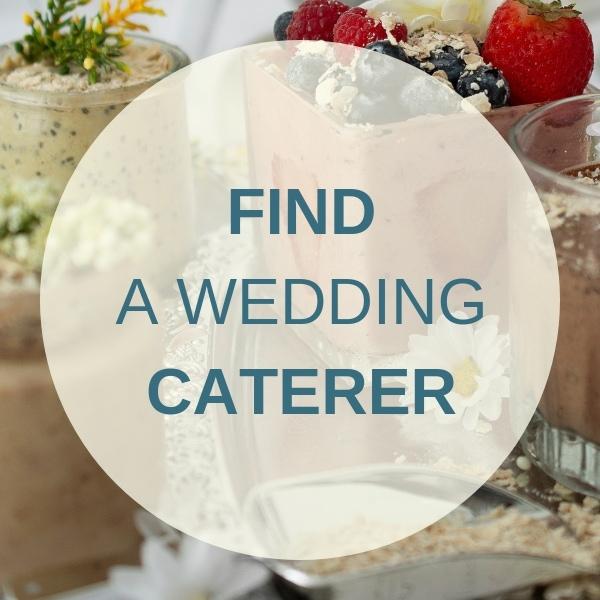 Find a Destination Wedding Caterer