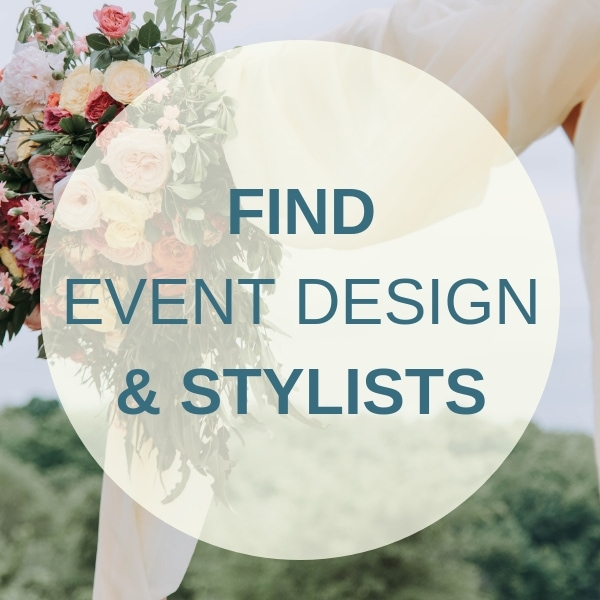 Find Destination Wedding Event Design & Stylists for your Italian Wedding Abroad