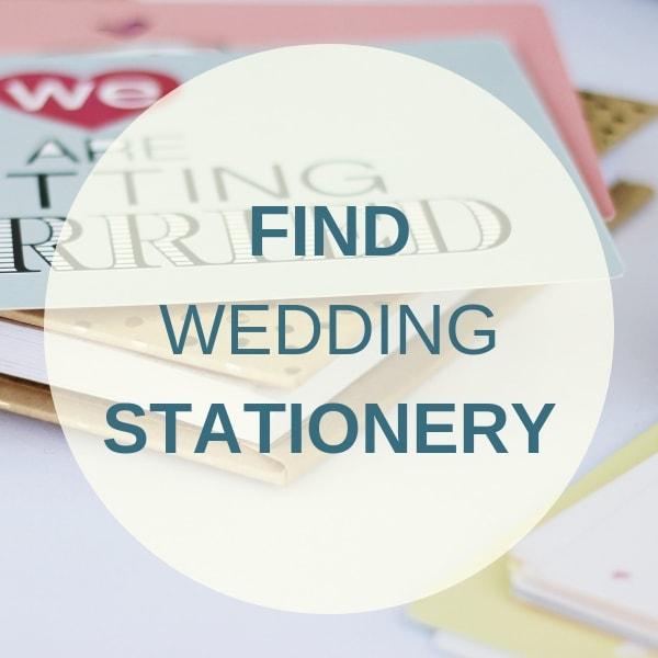 Find Destination Wedding Stationery