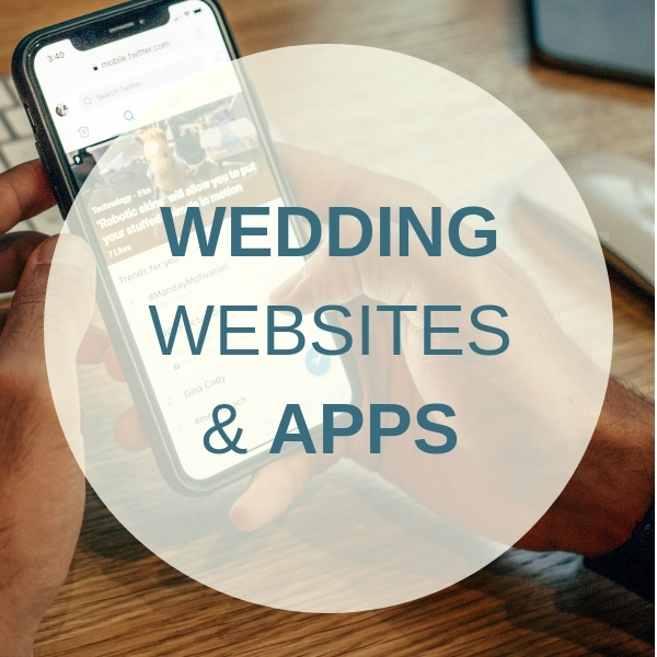Find Destination Wedding Websites & Apps to help keep your Guests Informed