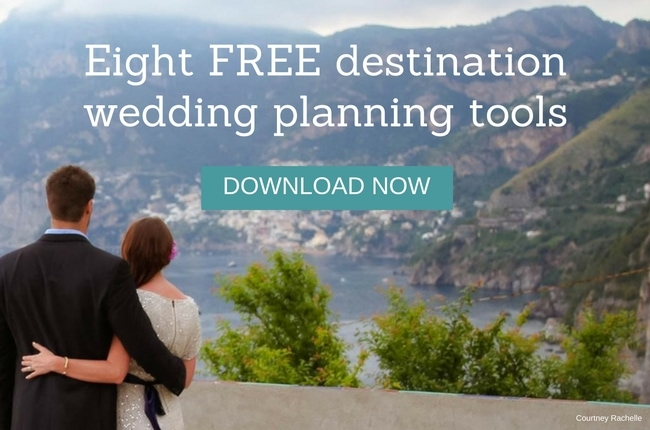 Weddings Abroad Guide - Start Planning Your Destination Wedding Today with our Free Planning Tools plus SO MUCH MORE111