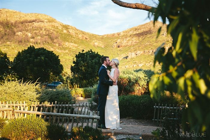 Georgia & Mike's stunning African Inspired Destination Wedding at Cape Point Vineyards South Africa - planned by Event Affairs photography by Vivid Blue.