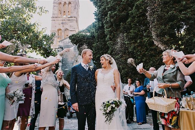 Find Destination Wedding Abroad Planners in Croatia // Image: Robert Pljusces Photography
