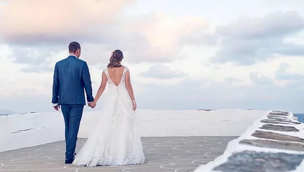 I Love Sifnos Wedding & event Planner Sifnos Greece - Lorena & Cedric Testimonial