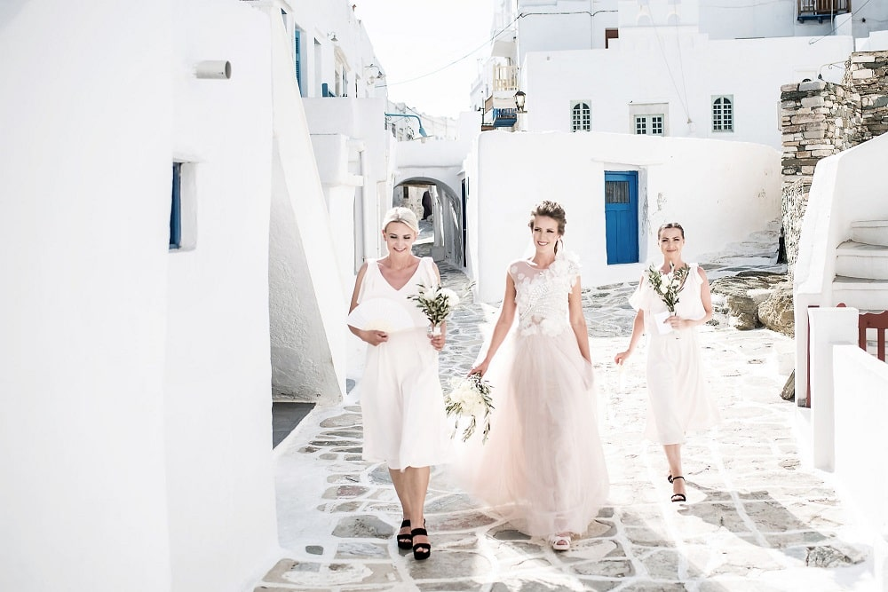 Greek Wedding Planners on the island of Sifnos member of the Destination Wedding Directory by Weddings Abroad Guide