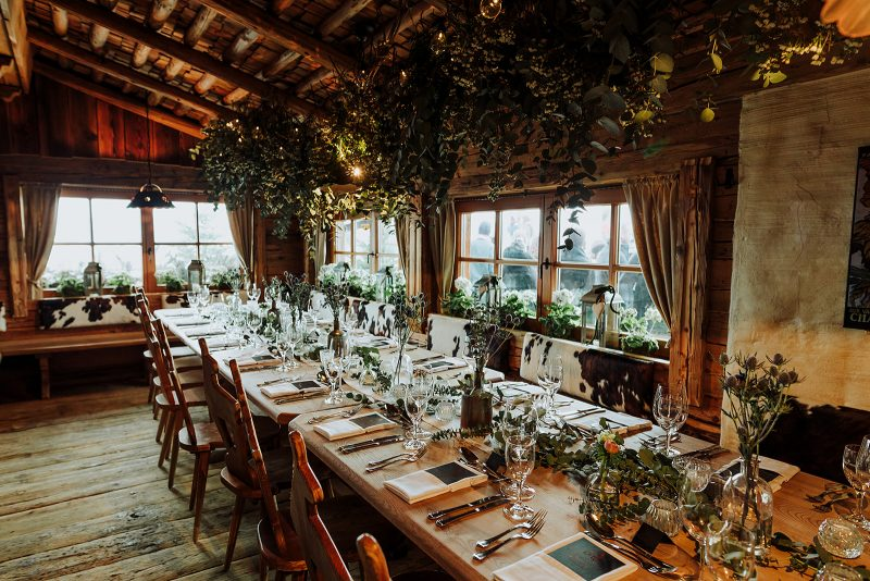 Wedding ideas for your Austrian Wedding | Image: Wild Connections Photography