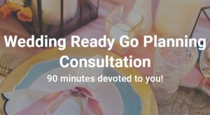 In-House Destination Wedding Planning 90 Minute Getting Started Consultation for Wedding Abroad
