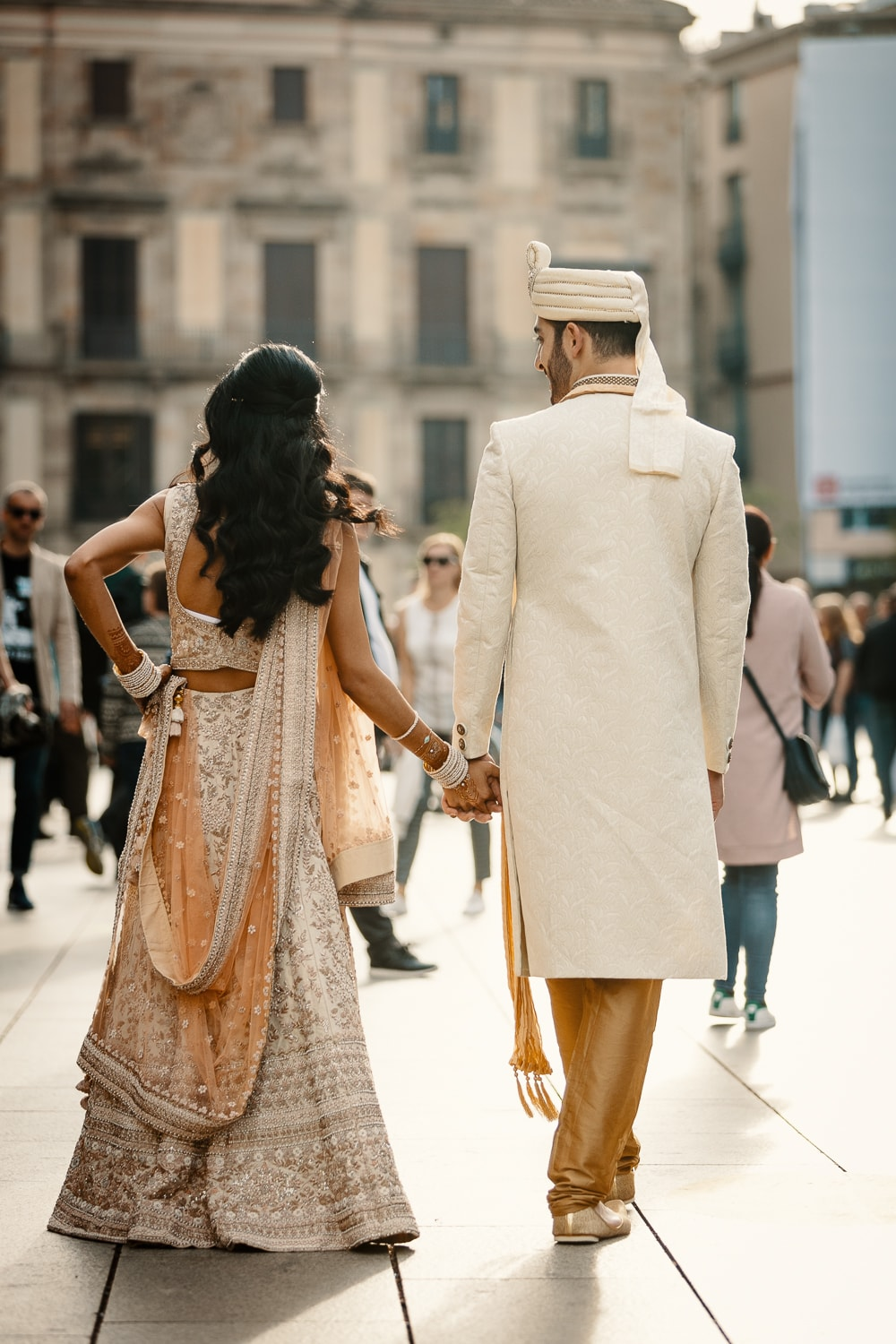 Mehndi In Palau Requesens Barcelona | Planning by Barcelona Brides | Photography by And I Love You So