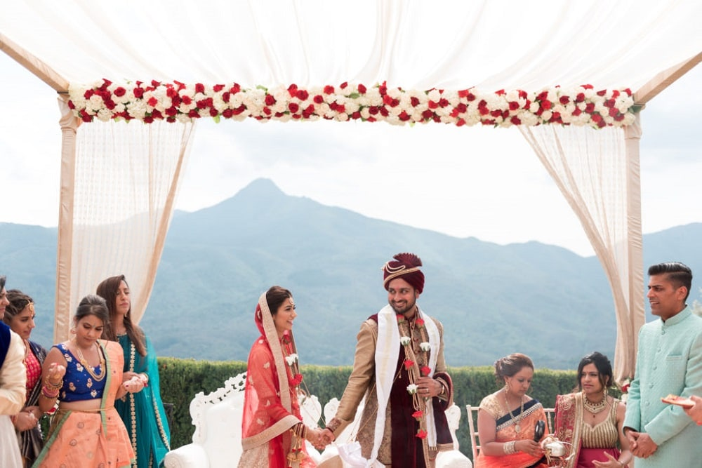 Day Three of Arun & Zarna's three Day Indian Wedding Girona | Planning by Barcelona Brides | Photography by Ed Pereira