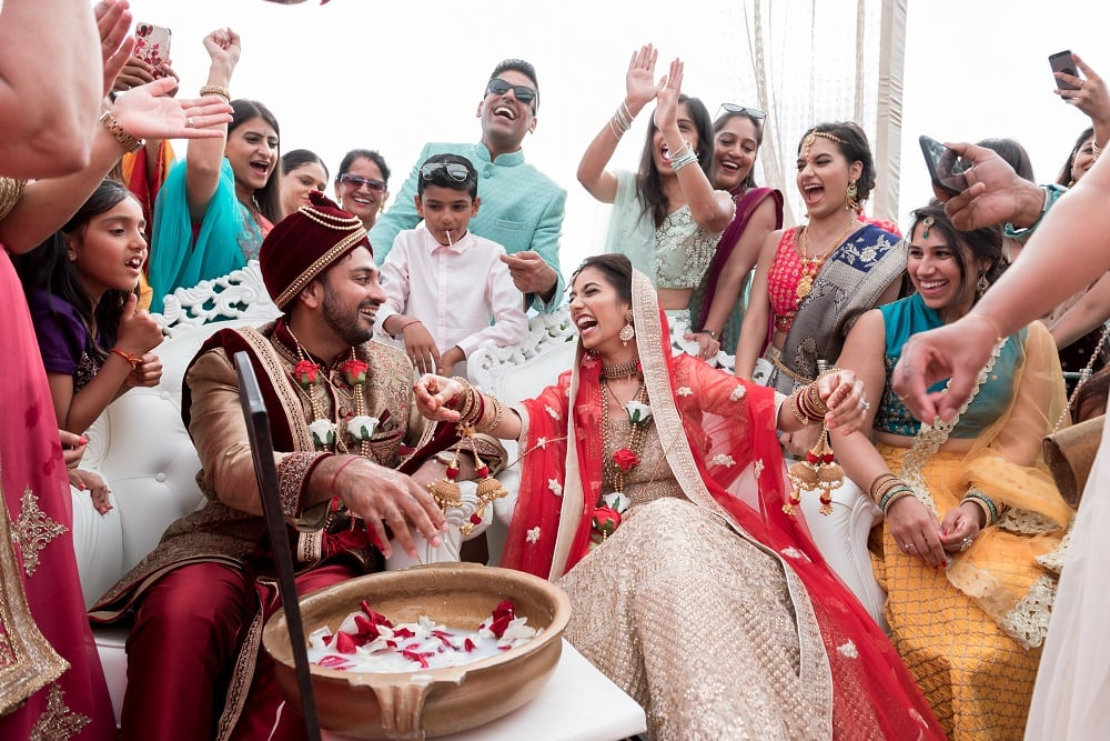 Top Tips for planning an Indian Wedding in Spain by Destination Wedding Planners Barcelona Brides photo by Ed Pereira