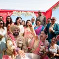 Tina & Jay's Indian Wedding in Spain   Barcelona Brides   Photography by Ed Pereira