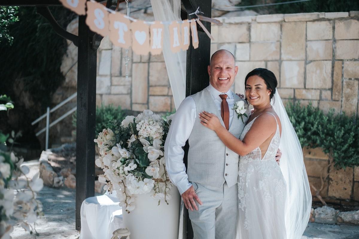 Destination Wedding Planner Cyprus