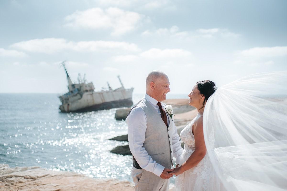 Intimate Wedding Cyprus - Bespoke Wedding Planners Cyprus