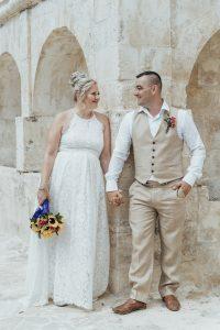 Debra & Luke Married in Cyprus - Testimonial