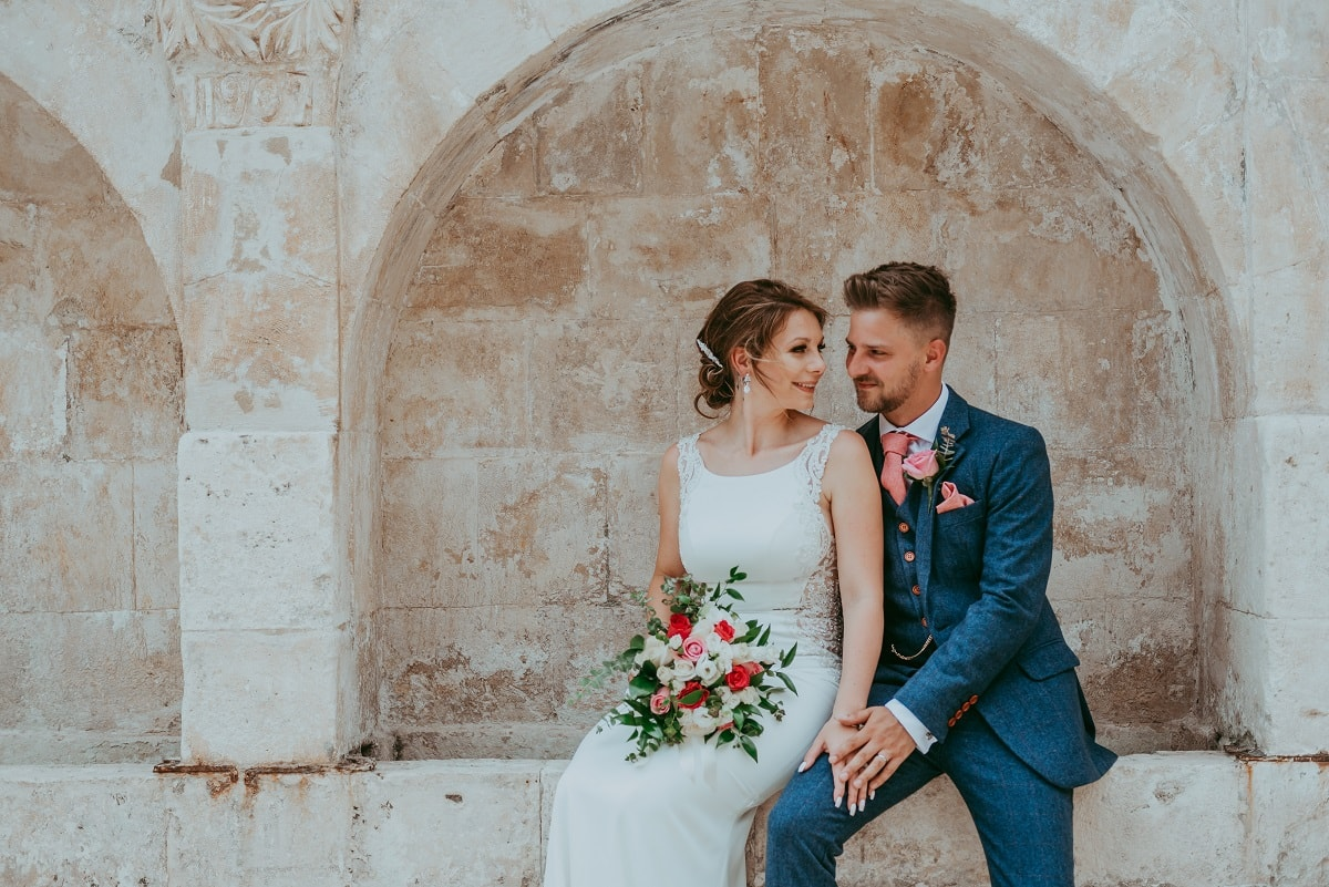 Emily & Michael Wedding Abroad Paphos - Testimonial