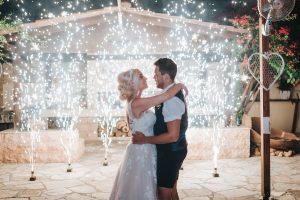 Jess & Adam Destination Wedding in Cyprus - Testimonial