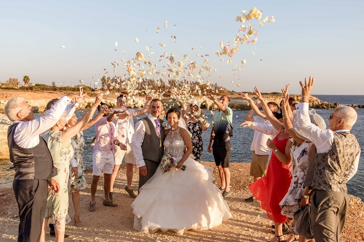 Intimate Weddings Cyprus - Bespoke Wedding Planner Paphos