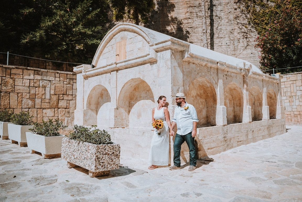 Special Offer - Intimate Weddings Cyprus Elopement Package