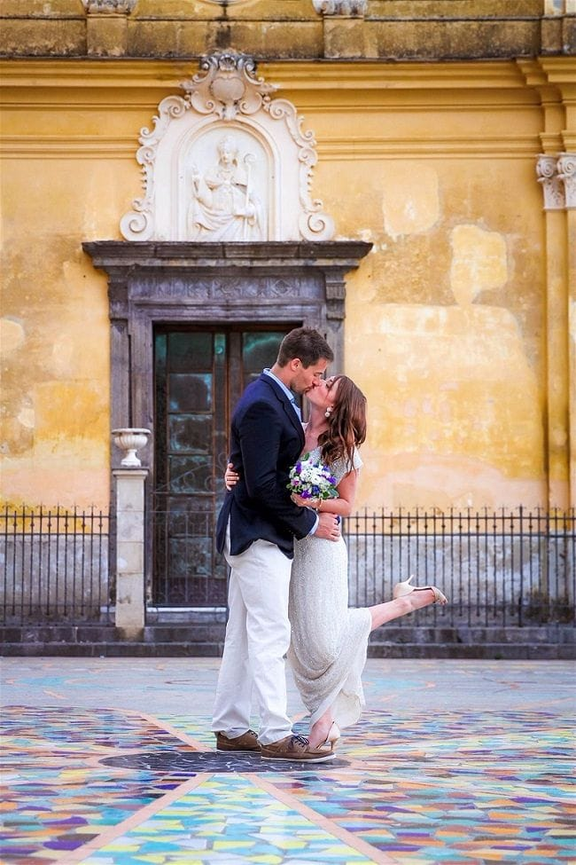 Jen & Ryan's DIY Wedding in Italy. Read their story and learn how to plan a destination wedding in Italy yourself. Photography by Courtney Rachelle.