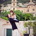 Jen & Ryan's DIY Wedding in Italy. Read how they planned their destination wedding in Italy and see their gorgeous images by friend Courtney Rachelle here.