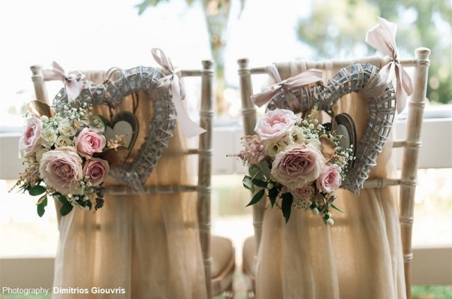 JS Divine Events Wedding Planner & Floral Design Greece (photography Dimitrios Giouvris) member of the Destination Wedding Directory by Weddings Abroad Guide