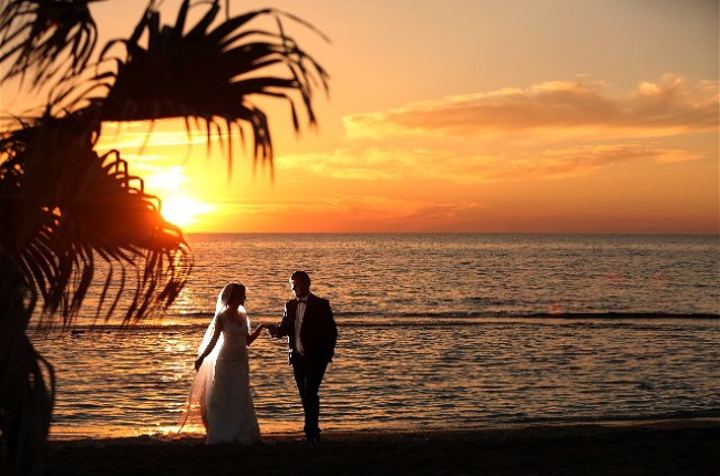 Kefalos Beach Weddings Paphos Cyprus